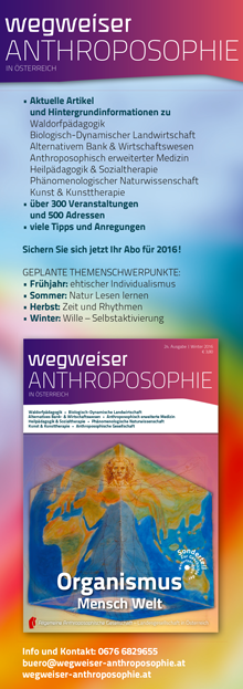 Wegweiser Anthroposophie