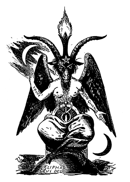 Shifting Identities and the Force 429px-Der_Daemon_Baphomet
