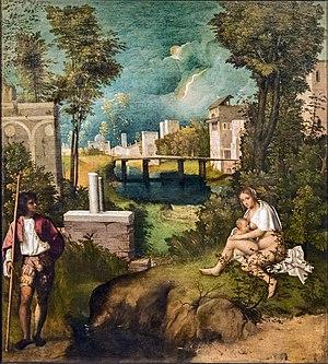 Landschaftsmalerei renaissance  Landschaftsmalerei – AnthroWiki