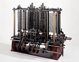 Babbages Analytical Engine, 1834-1871. (9660574685).jpg
